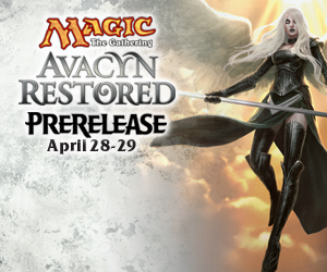 Avacyn Restored Prerelease